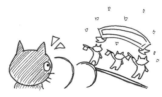 ブロードウェイ猫