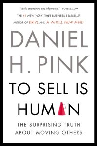 cover To sell is human