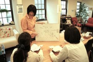 tomomi-teaching