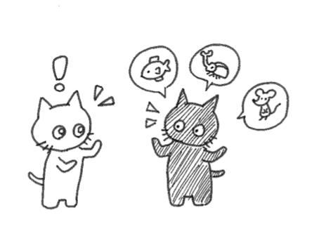 Cats Talking